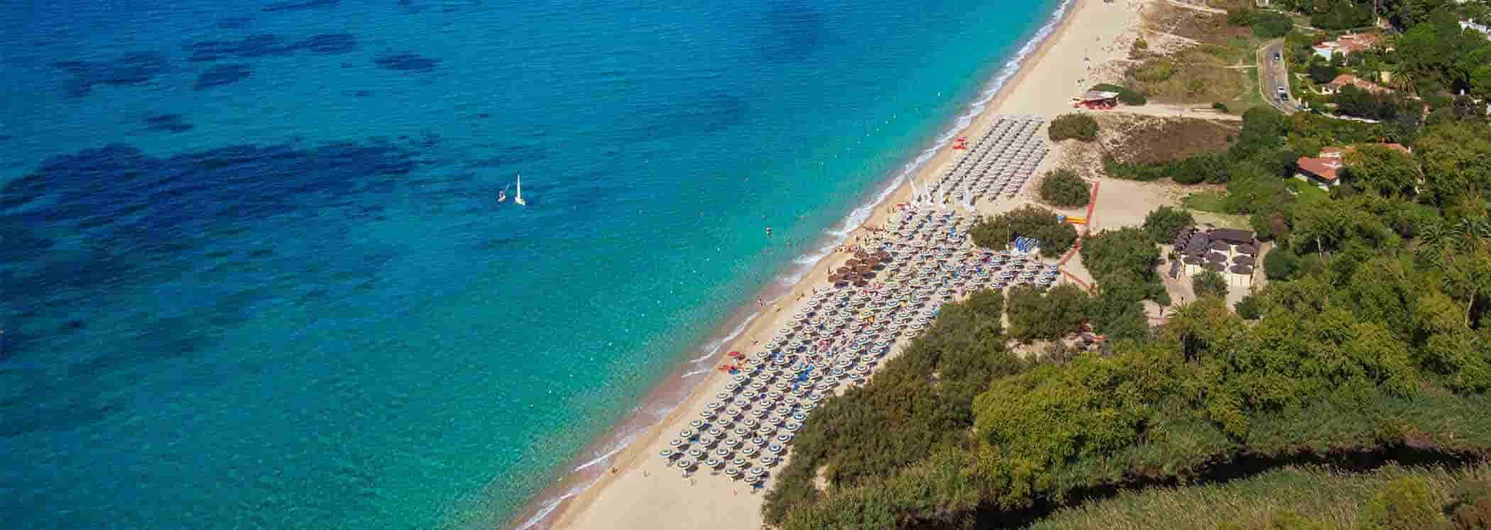 Villaggio Turistico in Sardegna: Calaserena Village | Bluserena