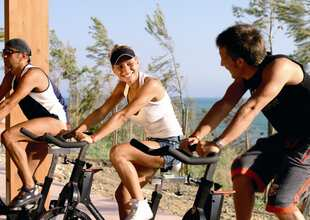 Serenusa village sicilia area fitness