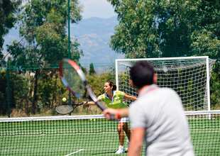 Sibari green village calabria tennis