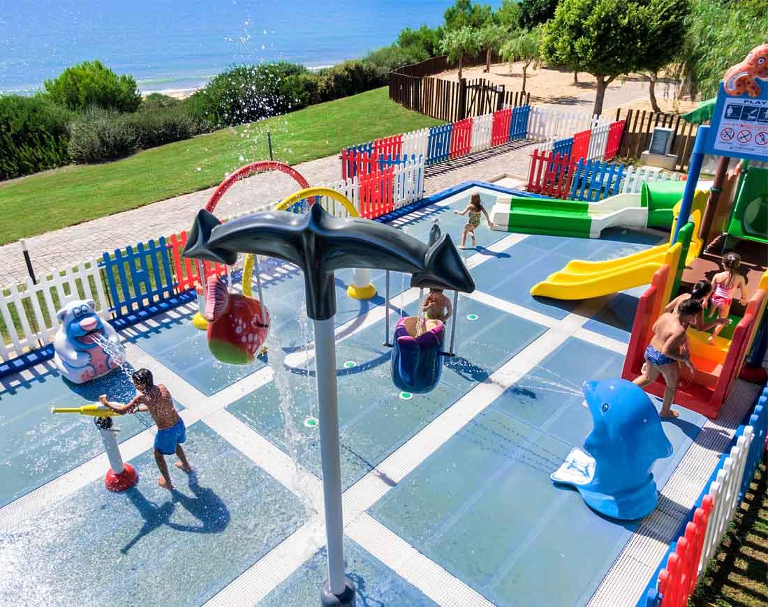 Villaggio turistico in sicilia serenusa village bluserena - Bambini in piscina a 3 anni ...